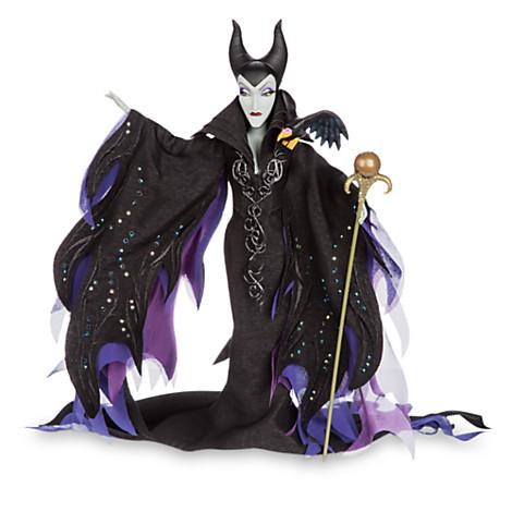 Disney Fairytale Designer Collection Doll Set Aurora And Maleficent