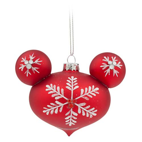 disney christmas ornament and tree topper set mickey mouse retro