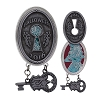 Disney Pin - Halloween 2016 - Haunted Mansion Key - Bride