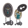 Disney Pin - Halloween 2016 - Haunted Mansion Key - Organ Ghost