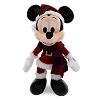 Disney Christmas Plush - Warm Winter Wishes Santa Mickey 9''