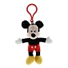 Disney Keychain - Classic Mickey Mouse Plush