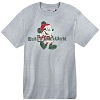 Disney Adult Shirt - Walt Disney World Santa Mickey Tee