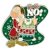 Disney Christmas Holiday Pin - Grumpy Dwarf - Ho Ho No!