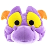 Disney Hat - Plush Figment Dragon Face