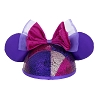 Disney Ear Hat - Pink and Purple Sequins Minnie Hat