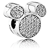 Disney PANDORA Charm - Mickey Mouse Ears