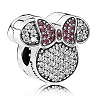 Disney PANDORA Charm - Minnie Mouse Ears