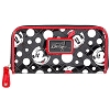 Disney Wallet by Loungefly - Minnie Faces and Polka Dots