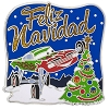 Disney Holiday Pin - Feliz Navidad - Cars Ramone