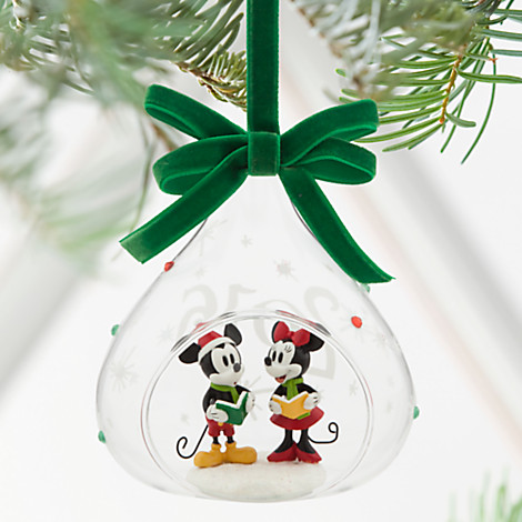 Add to My Lists. Disney Sketchbook Ornament - Mickey and Minnie Mouse - Holiday 2016
