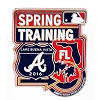 Disney ESPN Wide World Of Sports Pin - Spring Training - 2016