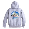 Disney Adult Jacket Hoodie - Happy Holidays Santa Mickey 2016
