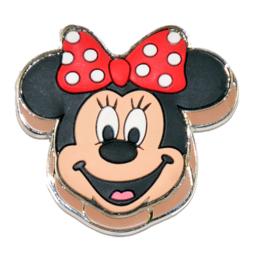 Disney Mickey Icon Pin - Minnie Mouse Cookie