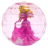 Disney Bouncy Glitter Water Ball - Sleeping Beauty -Aurora