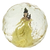 Disney Bouncy Glitter Water Ball - Beauty and the Beast - Belle