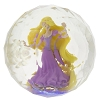 Disney Bouncy Glitter Water Ball - Tangled - Rapunzel