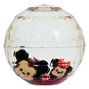 Disney Bouncy Glitter Water Ball - Tsum Tsum Mickey and Minnie