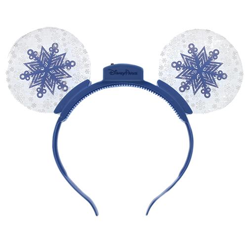 Disney Light-Up Ears Headband - Holiday Snowflake 6b7ac97b9e6