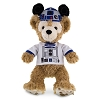 Disney Duffy the Bear Plush - R2-D2 - 12''