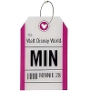 Disney Luggage Tag - Travel and Gear - Minnie Mouse 28