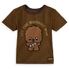 Disney Toddler Shirt - Chewbacca - Let the Wookie Win