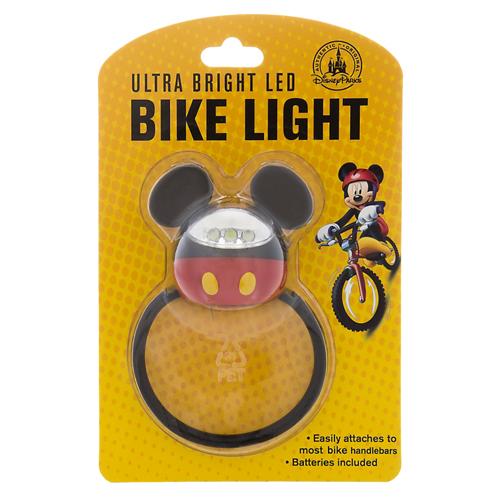 Disney Bike Accessory Mickey Led Bicycle Light