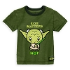 Disney Toddler Shirt - Yoda - Size Matters NOT
