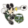Disney Mickey Pin - MLS - Soccer Player - Portland Timbers