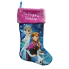 Disney Christmas Stocking - FROZEN Trio - Anna Elsa and Olaf