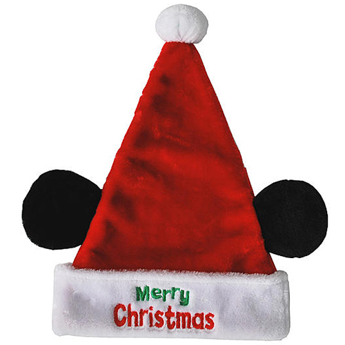 1dc4393fbee0d Add to My Lists. Disney Mickey Mouse Ears Santa Hat ...