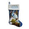 Disney Christmas Stocking - STAR WARS - Rebel Alliance Yoda