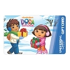 Universal Collectible Gift Card - Holiday Dora & Diego