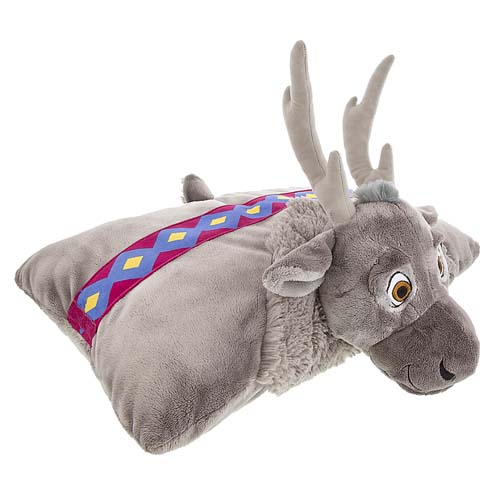 Disney Animal Pillow Pets : Your WDW Store - Disney Plush - Frozen - Sven Plush Pillow