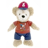 Disney Plush - 2017 Duffy the Disney Bear - 12''