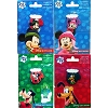 Disney Gift Card & Pin Happy Holidays 2016 Christmas Mittens Set of 4