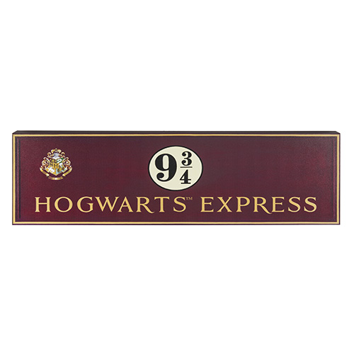 5235903bacf Add to My Lists. Universal Sign - Harry Potter - Hogwarts Express Platform  9 3 4