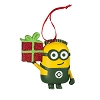 Universal Ornament - Despicable Me Minion Holding Gift