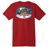 Disney Adult Tee - Prep and Landing Jingle BAM! Holiday - Limited