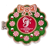 Disney Gingerbread House Pin - Grand Floridian 2016