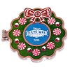 Disney Gingerbread House Pin - Beach Club 2016