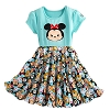 Disney Girls Dress - Tsum Tsum Minnie Mouse and Friends