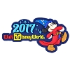 Disney Magnet - 2017 Sorcerer Mickey Mouse - Walt Disney World
