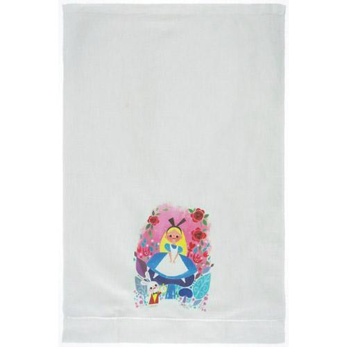 Disney Kitchen Towel - Alice in Wonderland by Joey Chou