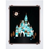 Disney Artist Print - Will Gay - ''It's a Small World Castle''
