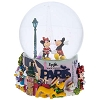 Disney Snowglobe - Epcot World Showcase - Paris Mickey and Pals