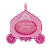 Disney Photo Frame Ornament - Cinderella - Pink