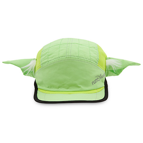 bf1a0525f6971 Disney runDisney Cap - Star Wars - Yoda runDisney Cap for Adults