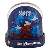 Disney Snow Globe - 2017 Walt Disney World