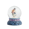 Frosty the Snowman by Jim Shore - Frosty Holding Karen Snowglobe